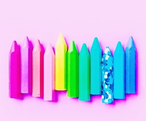 blue, colour, and pink image
