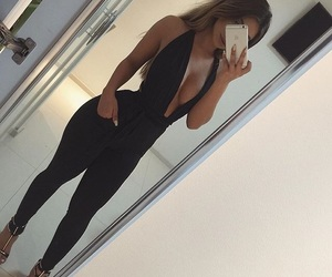 girl and jumpsuit image
