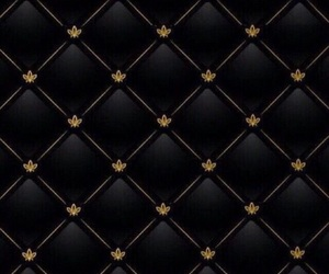 wallpaper, black, and mustache image