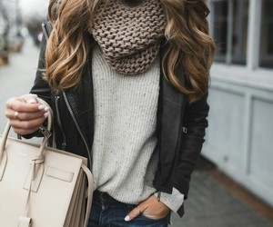 fashion, winter, and fall image