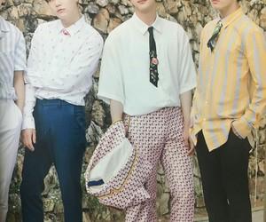 bts, jin, and jungkook image