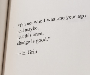quotes, book, and change image