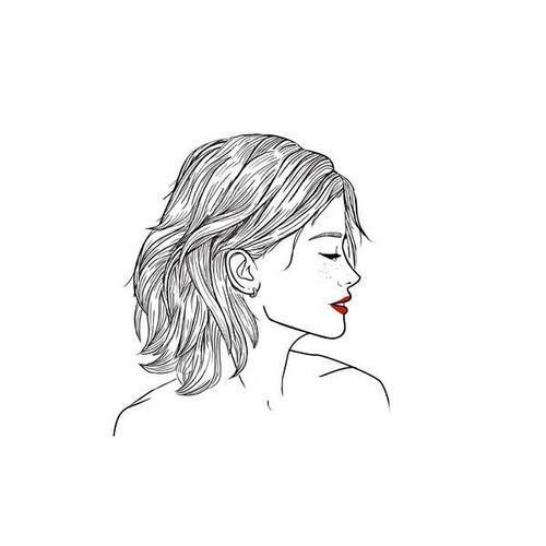 art, drawing, and sara herranz image