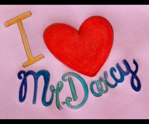 darcy, pride and prejudice, and mr darcy image