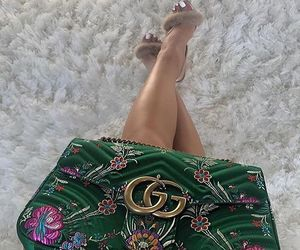 gucci, kylie jenner, and bag image