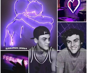 back and white, twins, and dolantwintuesday image
