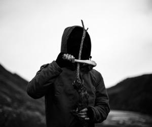 50mm, bones, and evil image