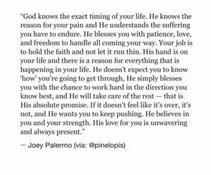 christian, love, and god image