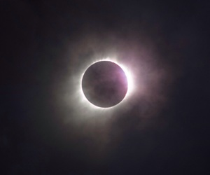 aesthetic, eclipse, and moon image