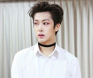 kpop, monstax, and hyungwon image