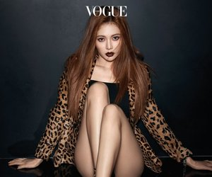 magazine, vogue, and 4minute image