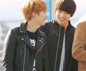 kpop, jungkook, and min yoongi image