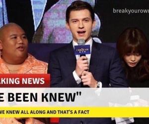 meme, mood, and spiderman image