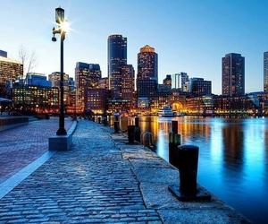 america, boston, and massachusetts image