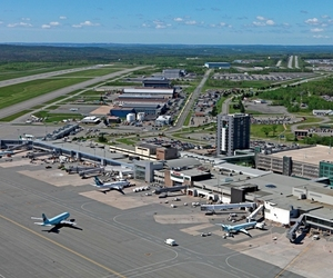 airlines, destination, and airport image