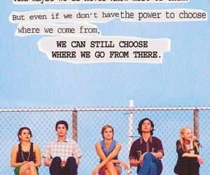 emma watson, quotes, and the perks of being a wallflower image