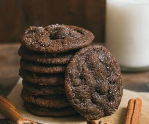 chocolate, Cinnamon, and Cookies image
