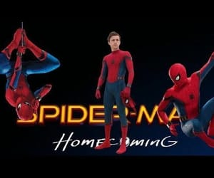 homecoming, Marvel, and video image