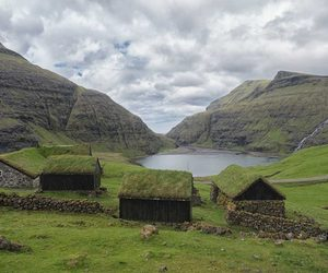 faroe islands, photography, and travel image