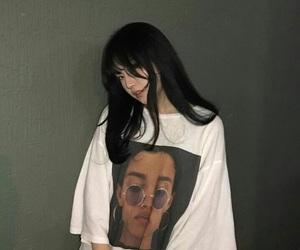 girl, kfashion, and ulzzang image
