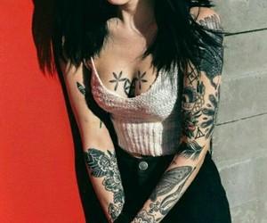 tattoo, hannah snowdon, and alternative image