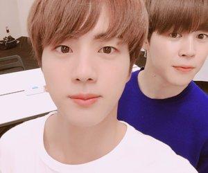 jin, j-hope, and suga image