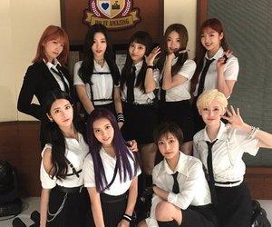 DIA, k-pop, and kpop image