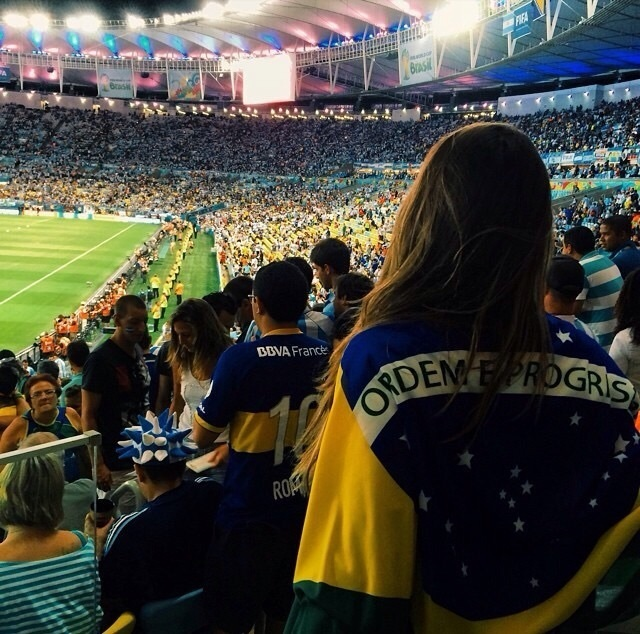 brasil, brazil, and world cup image