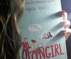 book, bookworm, and fangirl image