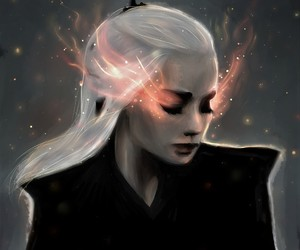 game of thrones, daenerys targaryen, and got image