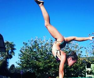 cirque, contortion, and equilibre image