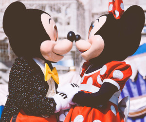 disney, donald duck, and mickey mouse image