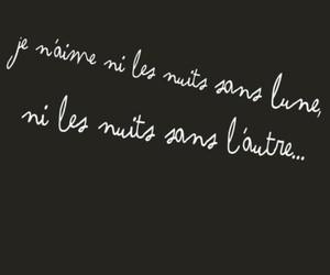 francais, phrase, and citation image