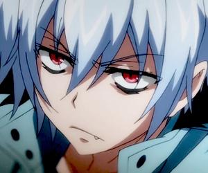 servamp, kuro, and anime image