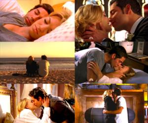 chuck, kiss, and sarah image