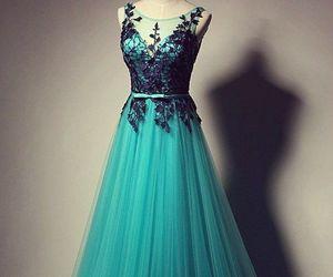 dress, nature, and princess image