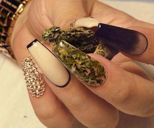 nail art, nail designs, and nails image