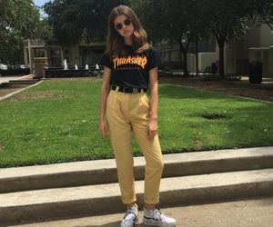 fashion, thrasher, and style image