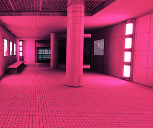 pink, aesthetic, and grunge image