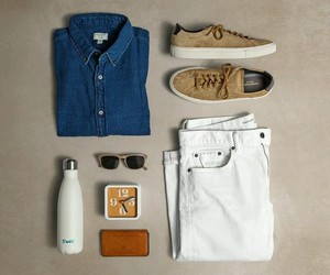 awesome, blue, and clothes image