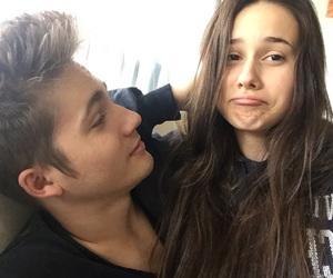 boyfriend, couple, and friendship image