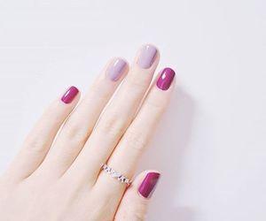 chic, nail, and pretty image
