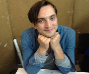 richard harmon and the 100 image