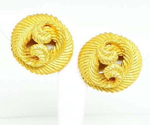 etsy, clip on earrings, and thejewelseeker image