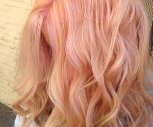 aesthetic, peach, and beautiful image