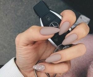 art, nails, and nails art image