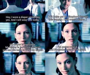always, girl power, and lexie grey image