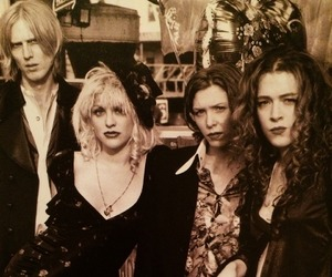 hole, 90's, and Courtney Love image