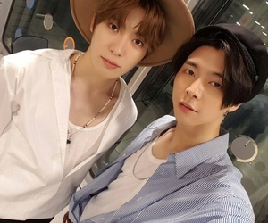 nct and johnny image