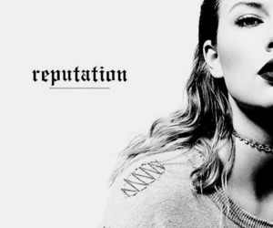 Reputation, Taylor Swift, and album image